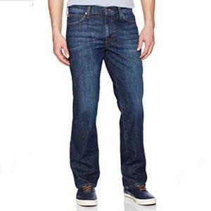 Joe's 36 x 35 Classic Jeans Alexander Dark Wash